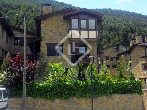 Excellent semi-detached house for sale in Andorra, Aixirivall