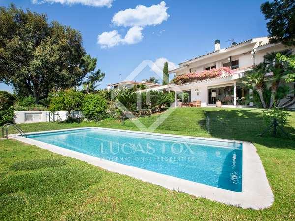 Вилла на продажу в Алейе – элитная недвижимость в Испании