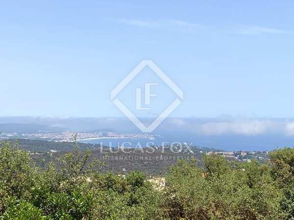 2,002m² Plot for sale in Platja d'Aro, Costa Brava
