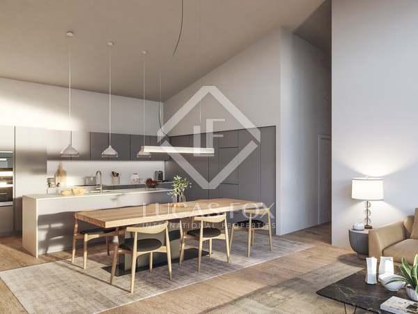 Квартира 192m², 29m² террасa на продажу в Escaldes