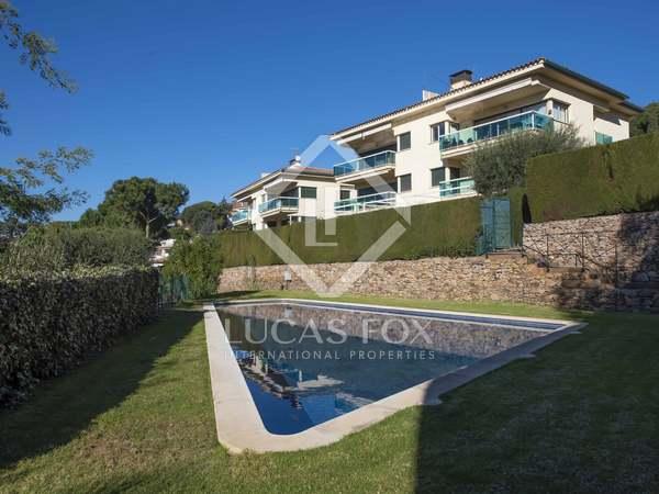 Ático de 114 m² con 20 m² de terraza en venta en Sant Feliu