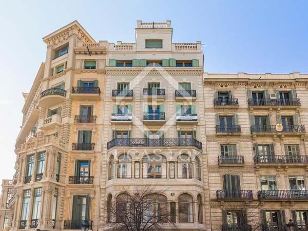3-bedroom apartment for sale on Rambla Catalunya