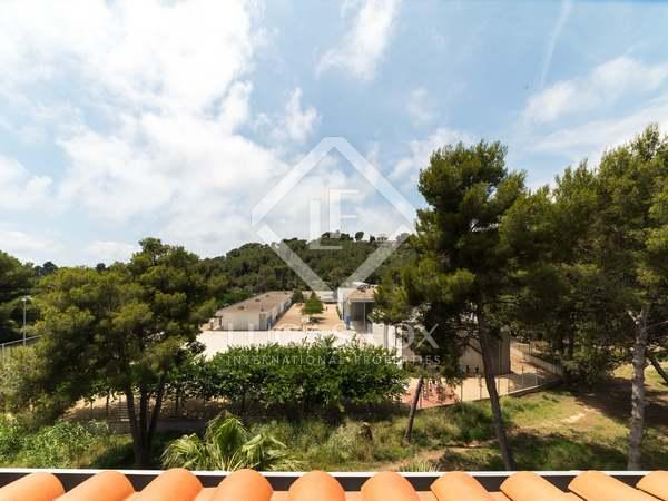 Penthouse de 209m² a vendre à Montemar avec 55m² terrasse