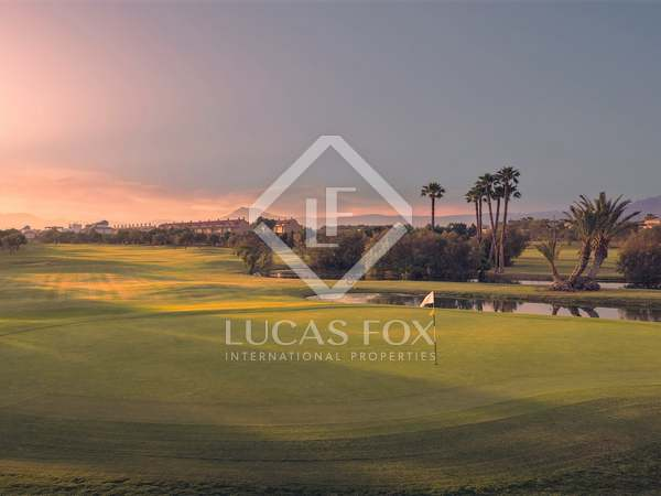 977m² Plot for sale in golf, Alicante
