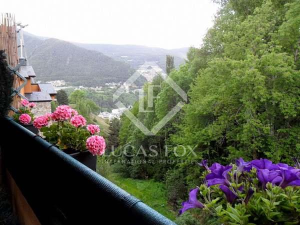 Apartamento orientado hacia el sur en Andorra, La Massana