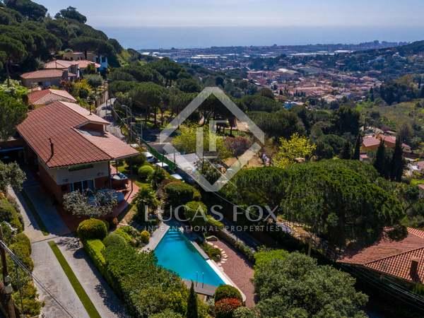 374m² House / Villa for sale in Cabrera de Mar, Barcelona