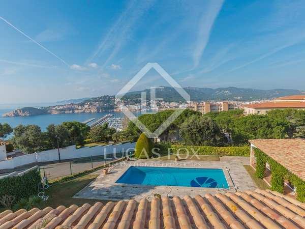 Large villa for sale in Sant Feliu de Guixols, Costa Brava