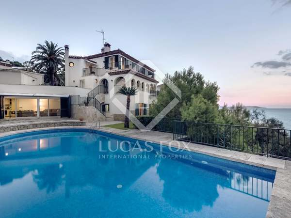 Casa / Vil·la de 551m² en venda a S'Agaró, Costa Brava