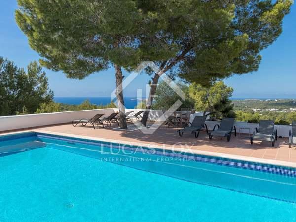 Villa de 345m² en venta en San José, Ibiza