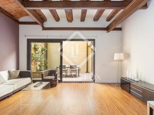79m² Apartment with 10m² terrace for sale in El Raval