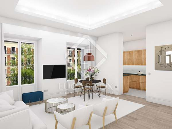 143m² Apartment for sale in Goya, Madrid