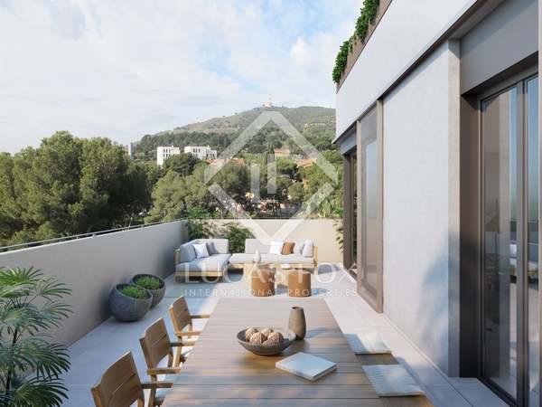 Ático de 108m² con 98m² terraza en venta en Sarrià