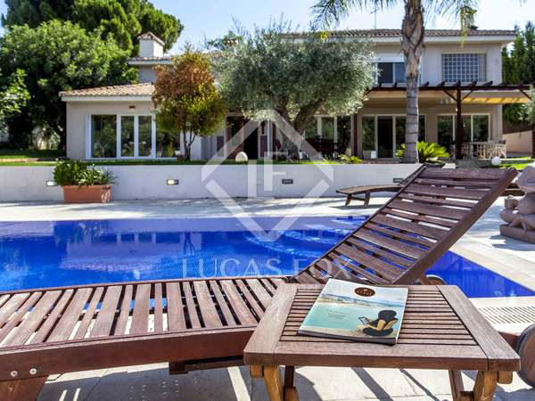 443m²house for sale in Godella, Valencia