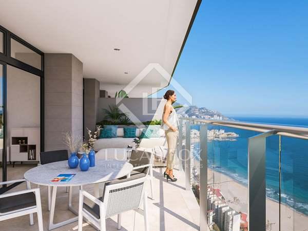 Appartement van 135m² te koop met 27m² terras in Finestrat
