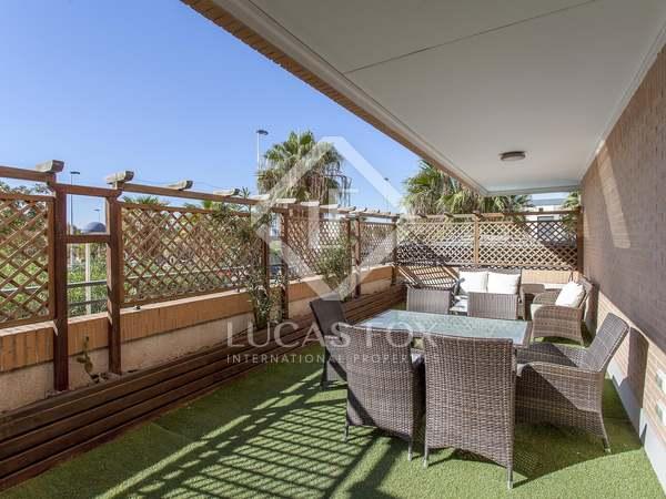 140m² Apartment with 30m² terrace for sale in Patacona / Alboraya