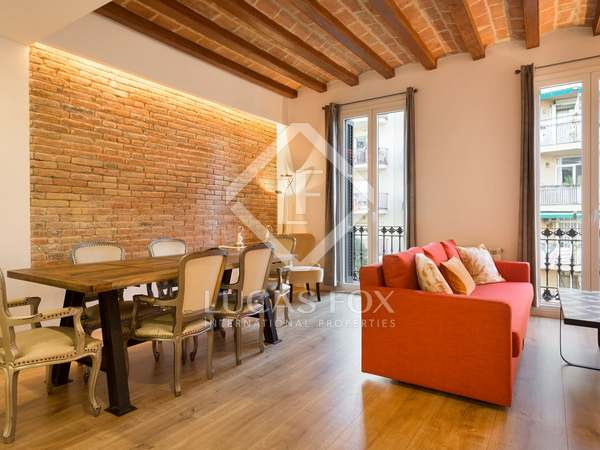 92m² Apartment for rent in Eixample Right, Barcelona