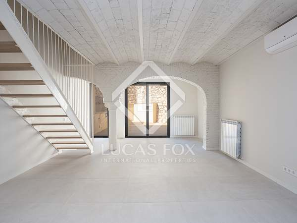 Appartement van 117m² te koop met 32m² terras in Eixample Links