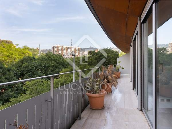182m² Apartment with 31m² terrace for sale in Sarrià
