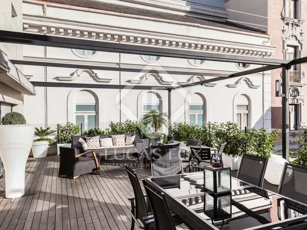 Penthouse van 210m² te koop met 70m² terras in La Xerea