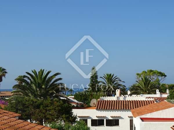 Appartement van 94m² te koop met 30m² terras in Menorca