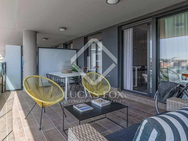 Piso de 140m² con 28m² terraza en venta en Badalona