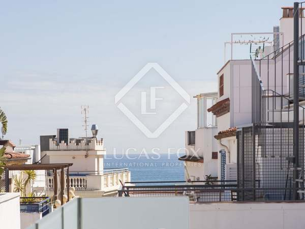 Beautiful old fisherman´s house to buy in Sitges
