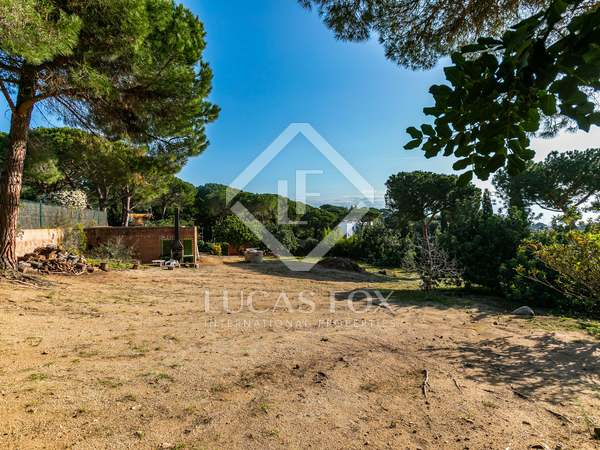 2,181m² Plot for sale in Sant Andreu de Llavaneres