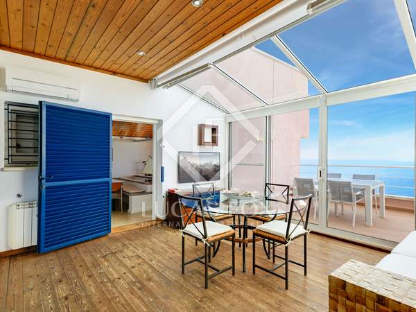 Appartement van 108m² te koop met 60m² terras in Lloret de Mar / Tossa de Mar