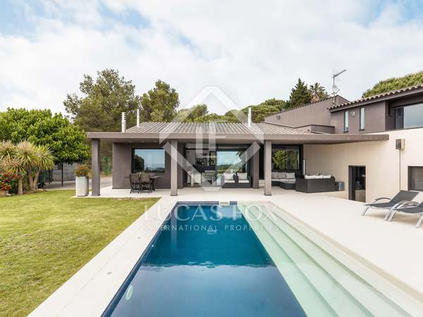 337m² villa for sale in Begur, Costa Brava