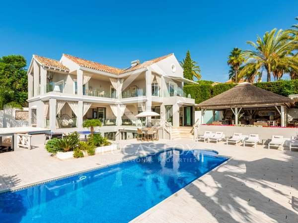 Huis / Villa van 456m² te koop in Benahavís, Costa del Sol