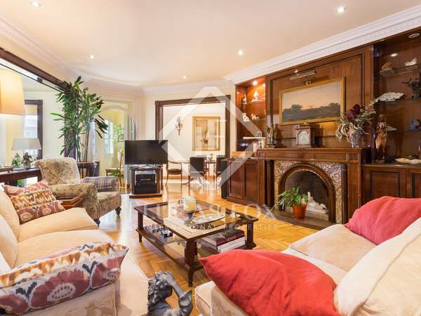222 m² apartment for sale in Eixample Left, Barcelona