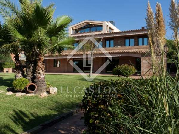 Luxury property for sale in Gavà Mar, close to Barcelona