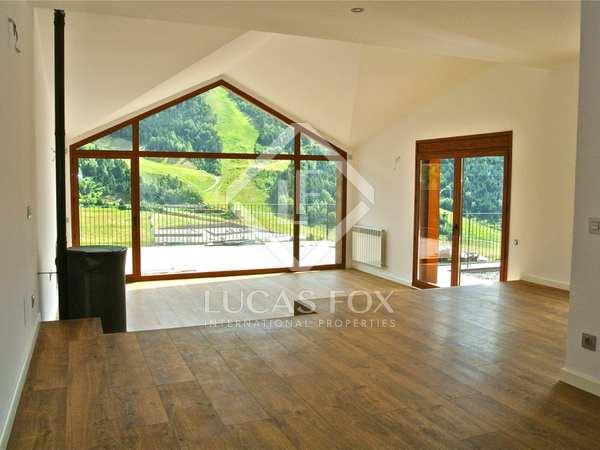 "Fantastic promotion of newly-built homes in ""Les terrasses del Tarter"""