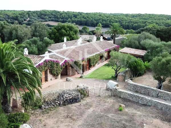 1,450m² Country house with 500m² terrace for sale in Mercadal