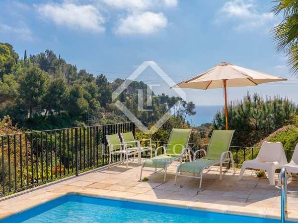 Huis / Villa van 267m² te koop in Lloret de Mar / Tossa de Mar