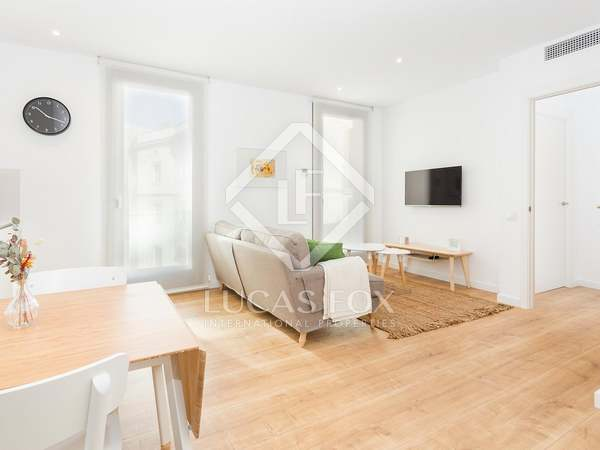 60m² apartment for rent in El Born, Barcelona