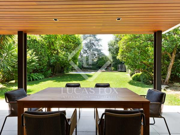 577m² House / Villa for sale in Sant Cugat, Barcelona