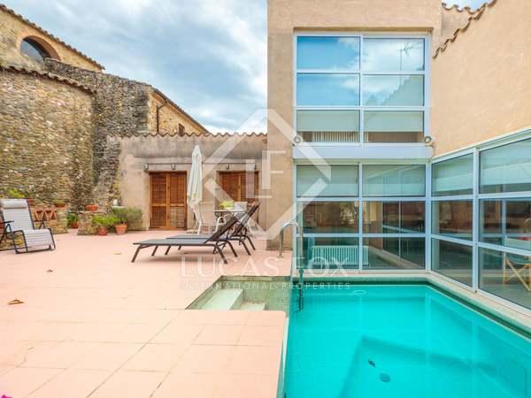 Masía de 180m² con 45m² terraza en venta en Baix Emporda
