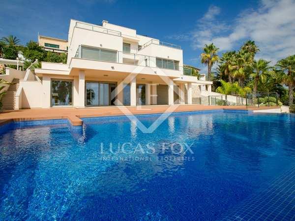 Huis / Villa van 559m² te koop in Moraira, Costa Blanca