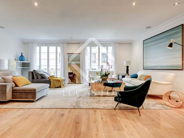 284 m² apartment for sale in Castellana, Madrid