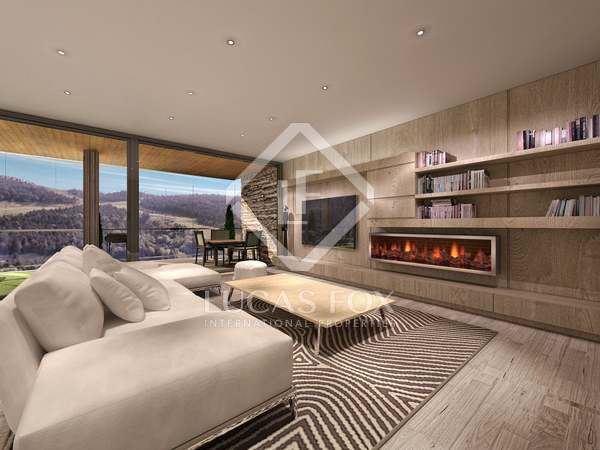 140m² Apartment with 20m² terrace for sale in Grandvalira Ski area