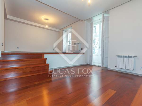 Appartement van 211m² te huur in Recoletos, Madrid