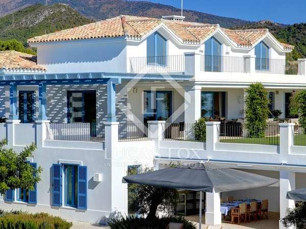 Huis / Villa van 682m² te koop in Benahavís, Costa del Sol