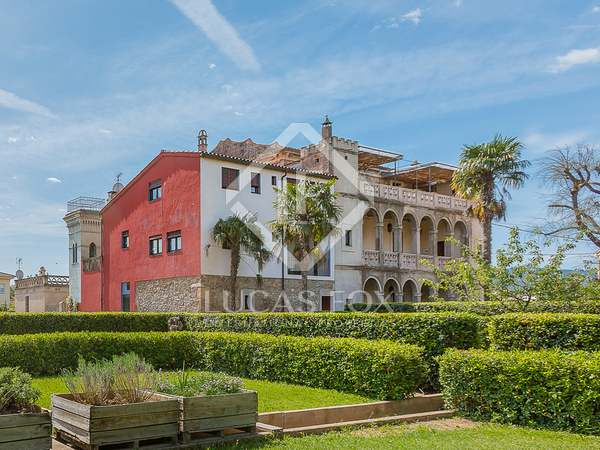 Casa / Vil·la de 990m² en venda a Girona, Girona