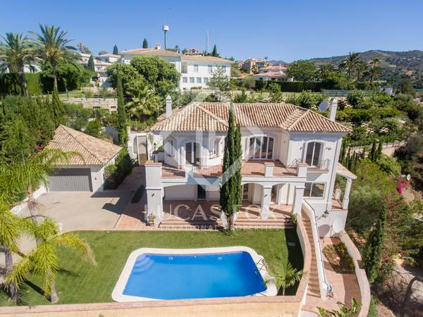 364m² House / Villa for sale in Elviria, Costa del Sol