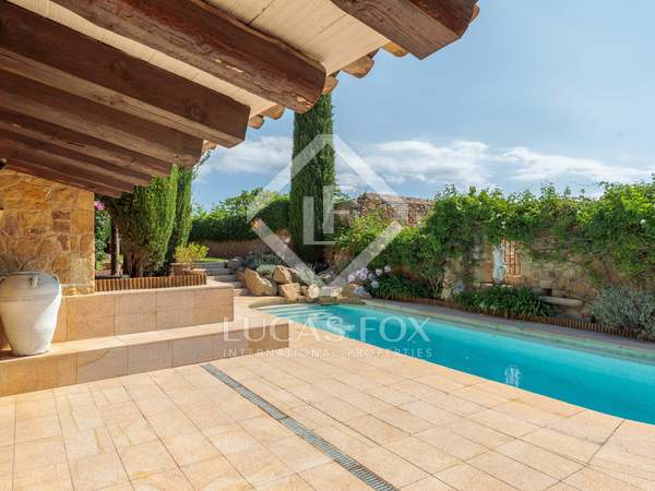 Pals property to buy. Girona property in the Baix Emporda