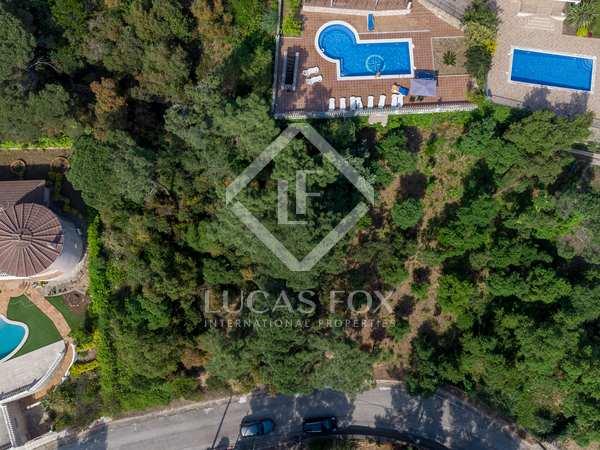 780m² Plot for sale in Lloret de Mar / Tossa de Mar