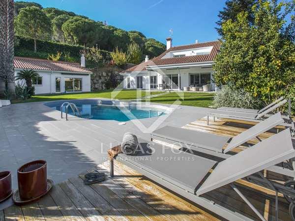 Huis / Villa van 502m² te koop in Sant Andreu de Llavaneres