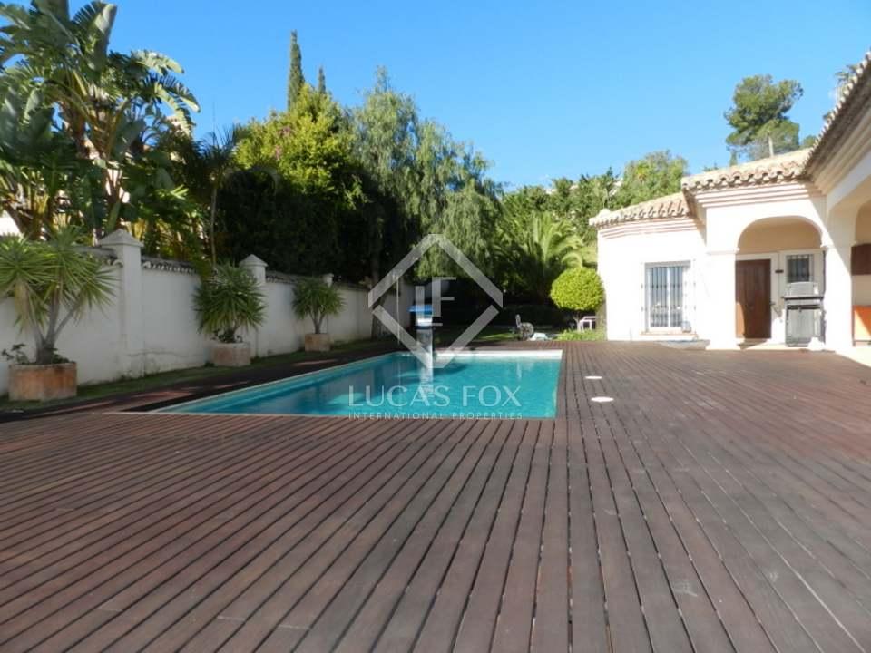 Swimming Pool, 5 Bed Villa Estepona