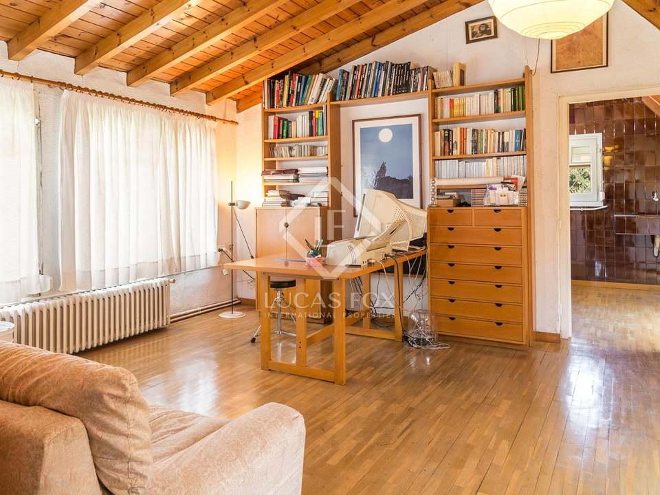 Casa en venta en tres torres barcelona - Casa torres barcelona ...